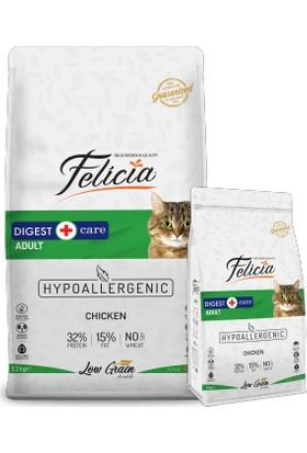 Felicia Tavuklu Yetişkin Kedi Maması 12 kg + 2 kg
