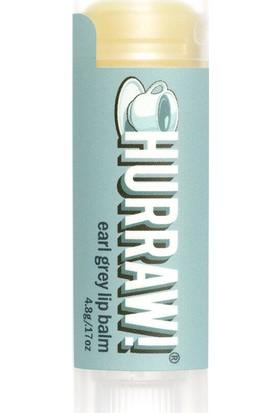 Hurraw Earl Grey Lip Balm Nemlendirici Dudak Kremi 4.8 gr