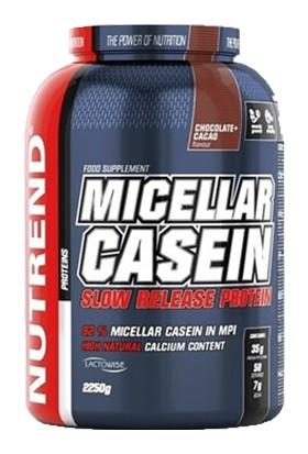Nutrend Micellar Casein 2250 gr Çikolata Aromalı