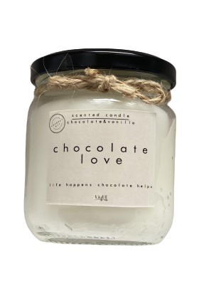 Value Design Chocolate Love Kokulu Mum 200 gr