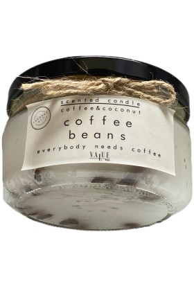 Value Design Coffee Beans Kokulu Mum