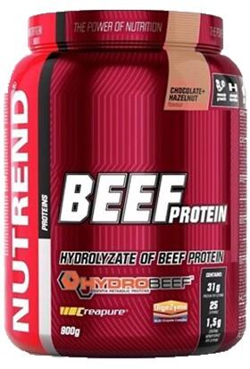 Nutrend Beef Protein 900 gr Çikolata Fındık Aromalı