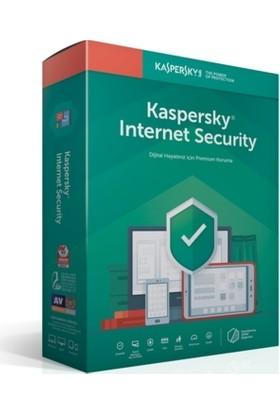 Kaspersky Internet Security - 4 Kullanıcı DVD Kutu