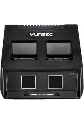 Yuneec Typhoon H Plus Dual Charger 2'li Şarj Cihazı