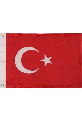 Fenerium 40 x 60 Türk Dörtgen Tekne Bayrak
