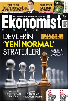 Ekonomist Dergisi - Sayı 2020