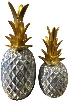Biz Home Taşlı Ananas