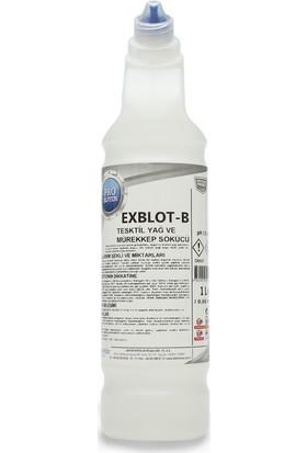 Prohijyen Exblot-B Yağlı Boya, Tükenmez Kalem Leke Çıkarıcı 1 Lt