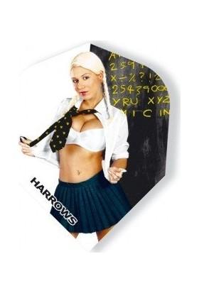 Harrows Sexy Girls Standart Dart Flight - 6