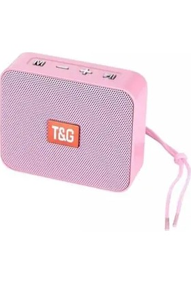 T&g 166 Kablosuz Bluetooth Hoparlör