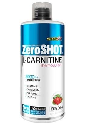 Zero Shot L-Carnitine Thermo Burn 960 ml Çilek Aromalı