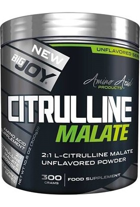 Big Joy Citrulline Malate 300 gr