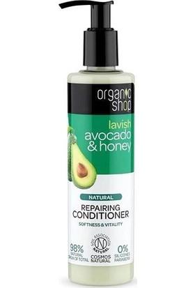 Organic Shop Avokado & Bal Saç Kremi 280 ml