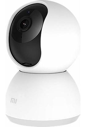 Xiaomi Smart Home 360 Derece Dönebilen Kızılötesi Gece Görüşlü Ip Kamera HD 1080P (Yurt Dışından)