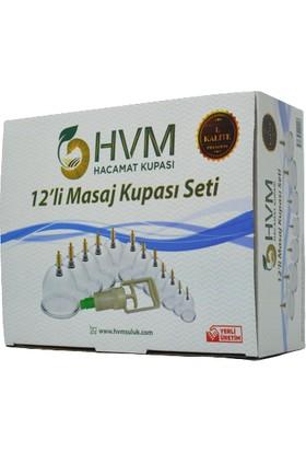 Hvm 12'li Masaj Kupası Seti