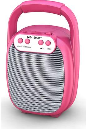 Mobile MS-1609BT Multimedia Bluetooth Hoparlör
