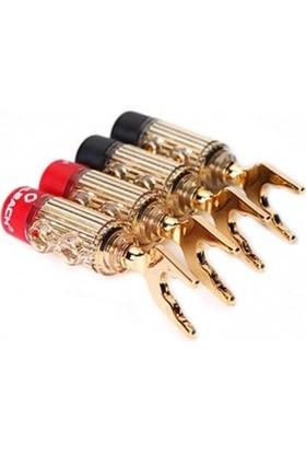 Oehlbach 3033 Xxl Fusion Cable Lug 4'lü Kablo Ucu
