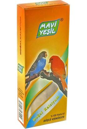 Mavi Yeşil Kanarya ve Muhabbet Kuşu Kalsiyumu 3'lü
