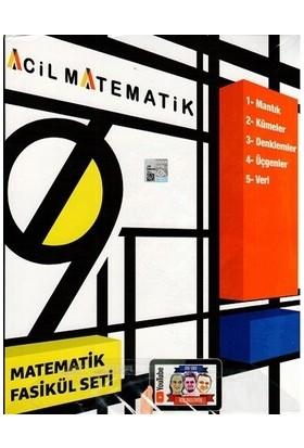Acil Yayınları 9. Sınıf Acil Matematik 6 Lı Fasikül Seti
