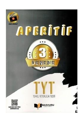 Başvuru Yayınları Tyt Aperitif 3 Deneme