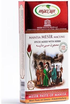 Maccun Manisa Mesir Macunu 5'li x 105 gr