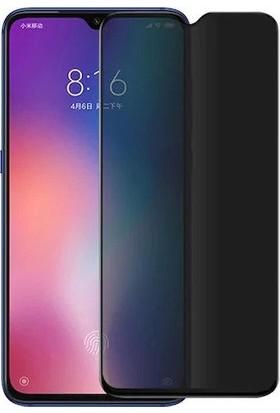 UKS Case Xiaomi Redmi 8A Ekran Koruyucu Gizlilik Filtreli Privacy Cam