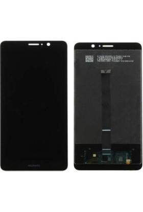 Parça Bankası Huawei Mate 9 LCD Ekran Dokunmatik Çıtasız Siyah