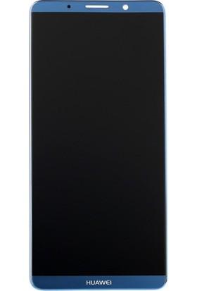 Parça Bankası Huawei Mate 10 Pro LCD Ekran Dokunmatik Çıtasız Mavi