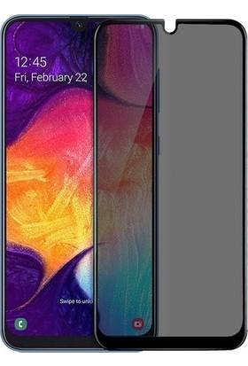 UKS Case Samsung Galaxy A50 Ekran Koruyucu Gizlilik Filtreli Privacy Cam