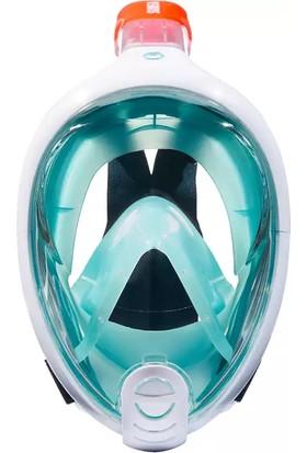 Subea Easybreath Su Altı Keşif Maskesi - Turkuaz