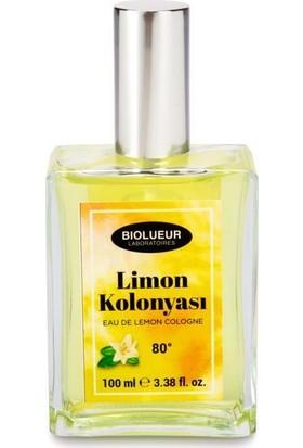 Biolueur Laboratoires Biolueur Limon Kolonyası 80° Sprey, 100 ml