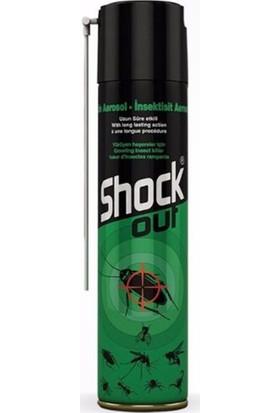 Shock Out Hamam Böceği Ilacı 400 ml