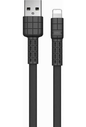 Remax RC-116I Lightning Şarj ve Data Kablosu 1m Siyah