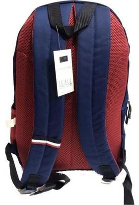 U.s. Polo Assn. 20080 Sırt Çantası Okul Çantası Polo Lacivert