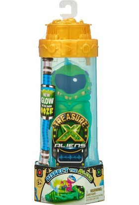 Treasure X Uzaylı Özel Serisi - Yeşil