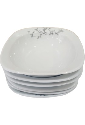 Güral Porselen Gala 03 Model 6 Parça 14 cm Kase Takımı
