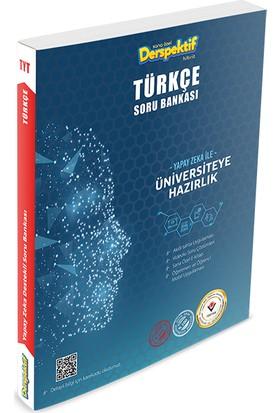 Derspektif TYT Türkçe Soru Bankası Yapay Zeka Ile Üniversiteye Hazırlık