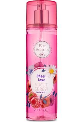 Bee Beauty Sheer Love Vücut Spreyi 200 ml