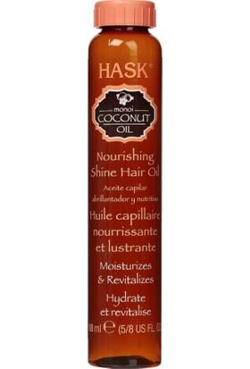 Hask Hindistan Cevizi Yağlı Saç Bakım Yağı Coconut Oil 18 ml