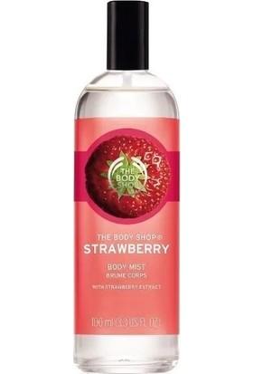 The Body Shop Strawberry Vücut Spreyi 100 ml