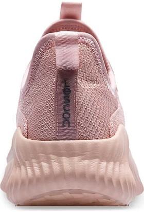 Lescon Hellium Nano Kadın Spor Ayakkabı-Pudra
