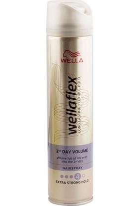 Wellaflex Saç Spreyi 250ml Extra Strong Hold No:4
