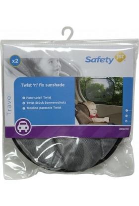 Safety First Stor Twist and Fix Stor Güneşlik (2'li)