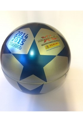Panini Şampiyonlar Ligi 14/15 Tin Box (Trading Card) - Futbol Topu