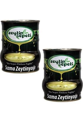 Zeytin Sepeti Sızma Zeytinyağı 2 x 1 lt