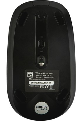 Philips M305 Wireless Mouse