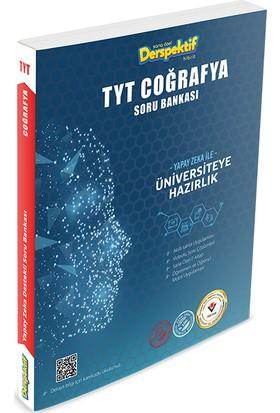 Derspektif Yayınları TYT Coğrafya Soru Bankası Yapay Zeka Ile Üniversiteye Hazırlık