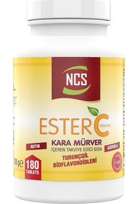 Ncs Ester C 1000 mg 180 Tablet Dmp Omega 3 1000 mg 200 Kapsül