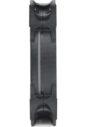 Dark ARGB Kit + 3 x 12cm Fan ARGB 6x HUB Remote Anakart Kontrollü (DKCKARGB04)