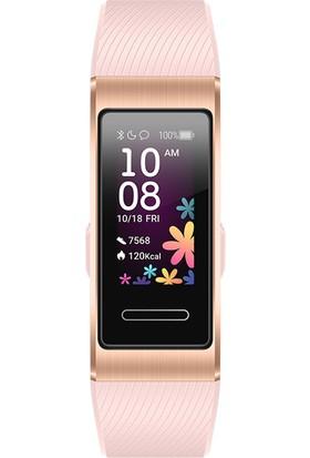Huawei Band 4 Pro Akıllı Bileklik - Pembe